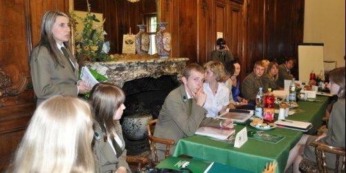2010-06-12 III Forum Samorządów Uczniowskich Szkół Leśnych