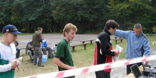 2010-10-02 Mistrzostwa Polski Szkół Leśnych w Biegu na orientację w Goraju