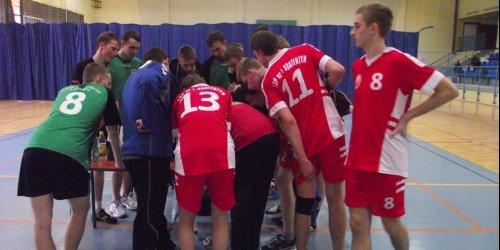 2014-03-18 Powiatowy Turniej Piłki Siatkowej Chłopców