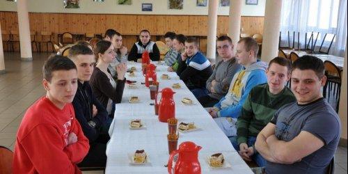 2014-04-14 Pożegnanie wychowanków klas IV w internacie