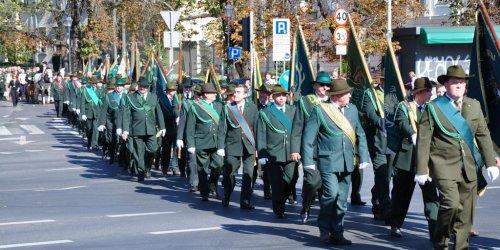 2015-10-04 Ogólnopolskie święto myśliwych w Kielcach – Hubertus 2015