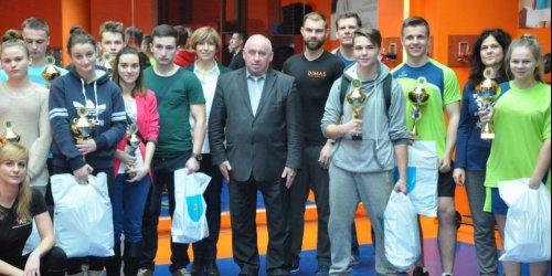 2015-12-11 Drużynowe Mistrzostwa Dziewcząt i Chłopców w Sportach Siłowych