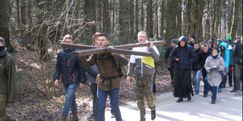 2016-03-14 Pielgrzymka na Święty Krzyż