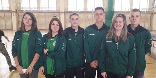 2016-11-30 Drużynowe Mistrzostwa Powiatu w Tenisie Stołowym