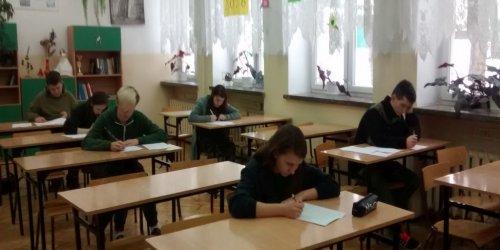 2017-01-19 V Świętokrzyski Turniej Językowy – eliminacje szkolne