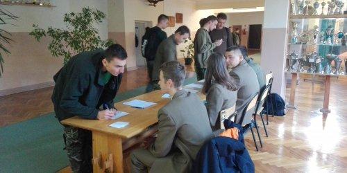 29-09-2017 Wybory do Zarządu Samorządu Uczniowskiego