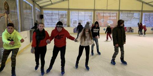 20-02-2020 Łyżwiarskie szaleństwo  - wyjazd na lodowisko