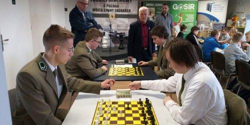 04-03-2020 Turniej Szachowy o Puchar Wójta Gminy Zagnańsk