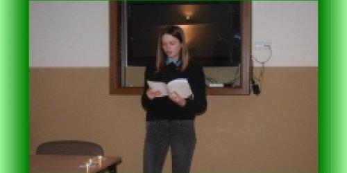 07-03-2018 Leśnicy wrażliwi na poezję