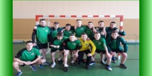 16-03-2018 VI Mistrzostwa Polski Szkół Leśnych w Piłce Ręcznej