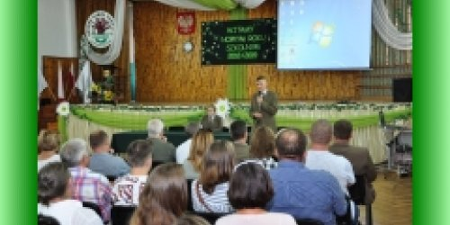 02-09-2018 Uczniowie klas pierwszych rozpoczynają naukę w Technikum Leśnym