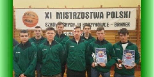 27-03-2019 Mistrzostwa Polski Szkół Leśnych w Koszykówce 2019