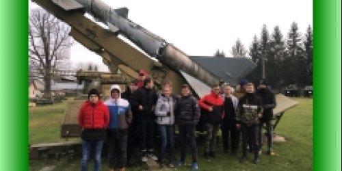 02-12-2019 Wycieczka do Muzeum im. Orła Białego w Skarżysku-Kamiennej