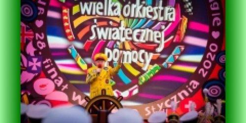12-01-2020 28 Finał Wielkiej Orkiestry Świątecznej Pomocy za nami!!!